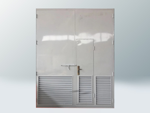 钢制变压器室门